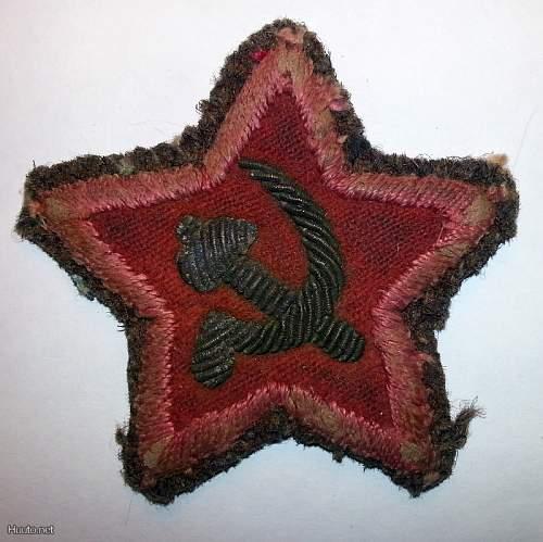 Politruks Sleeve Star