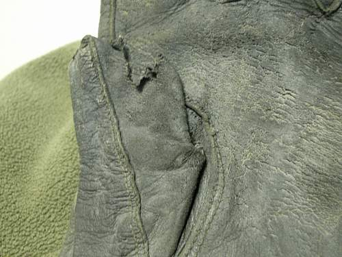 Tank Crew Gloves 1935