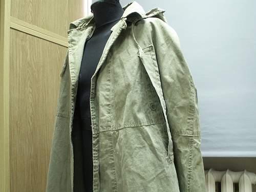 Officers Cape/Coat