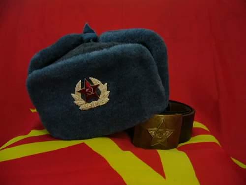 Question: Choosing the right Ushanka(Fur hat)