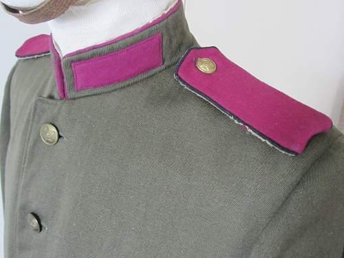 Red square victory parade mundir jacket .