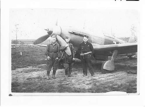 Normandie-Niemen french Pilot