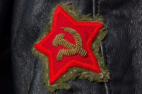 soviet sleeve stars