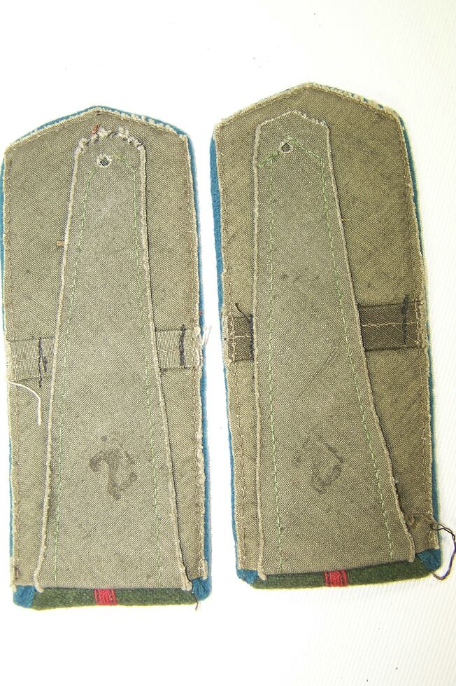 Question About Russian Shoulder Boards Please