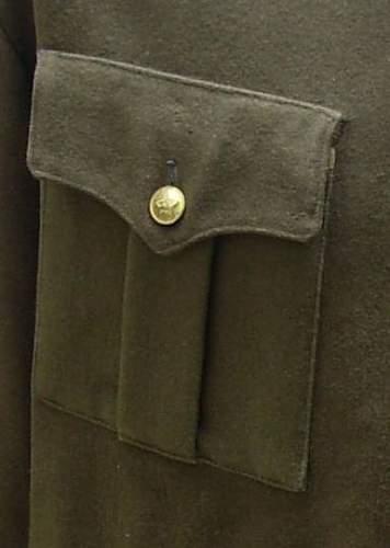Definitive Thread M35 Gymnasterka Pockets