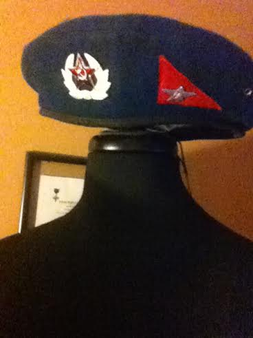My Soviet beret collection