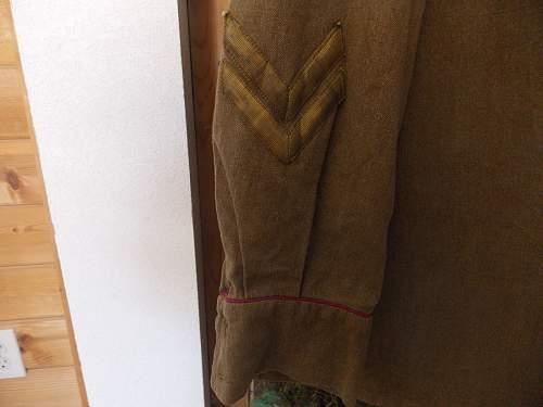 Original General M35 Uniform?