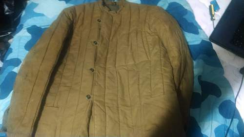 Is this an original telogreika jacket?
