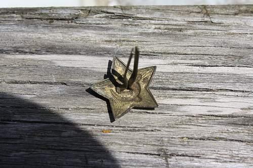 My Star cockade