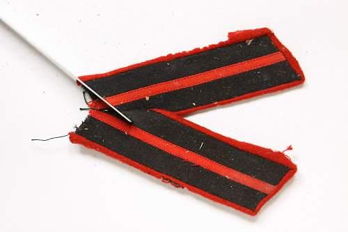 Collar Tabs - M35 &  M43