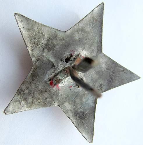 Fake Star-cockardes
