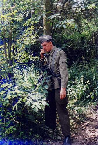 NKVD border guard