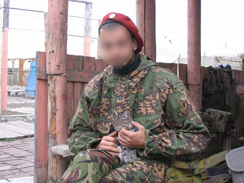 Modern Russian camo...SS Oak B?