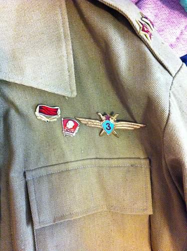 Post WW2 Soviet Air-force Uniform?