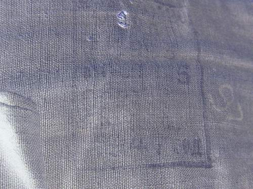 Soldier's Sharovari Trousers - How to tell...