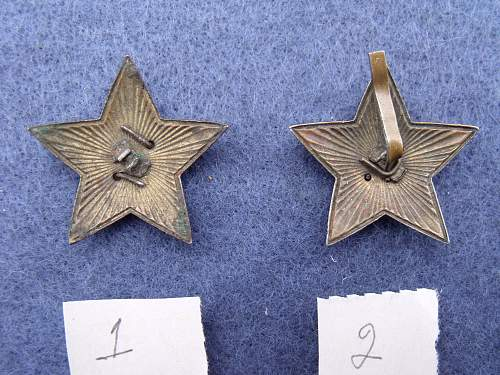 New Stars and Badge