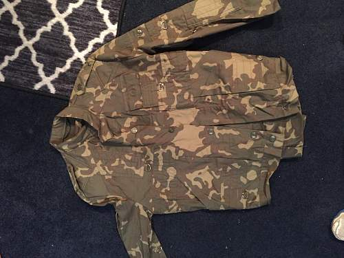 Help identifying a possible Russian camo set