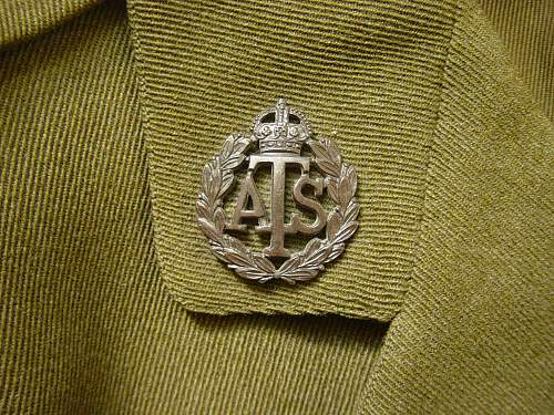 Click image for larger version.  Name:ATS Officers austerity pattern service dress jacket 006.jpg Views:400 Size:265.7 KB ID:102073
