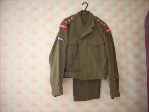 Royal Australian Regiment (RAR) uniform