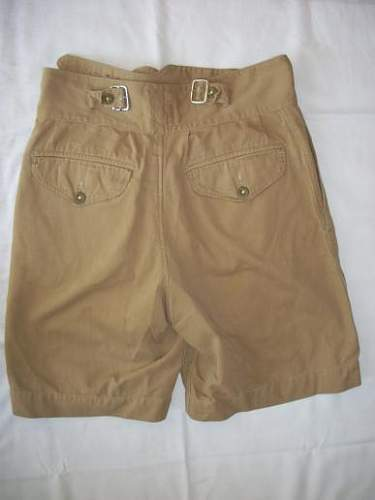 Pair of British KD shorts... Do they look good?