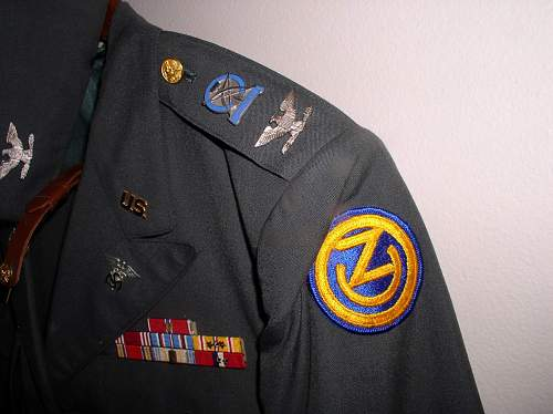 US Army Colonel's Uniform