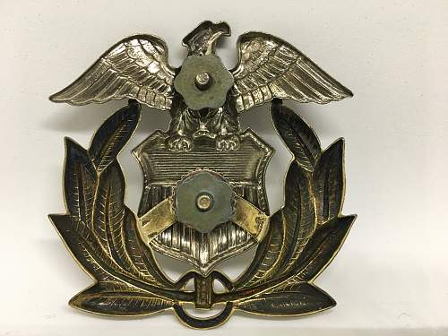 What is this badge? Kriegsmarine? Real or fake?