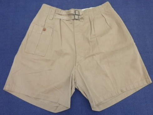 KD pair of shorts 1941 type real or bad?