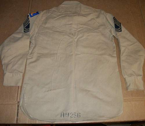WW2 US Shirt