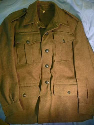 Aussie Wool Service Jacket