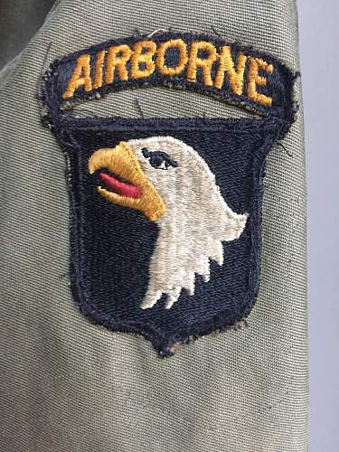 M43 Field Jacket (101st Airborne)