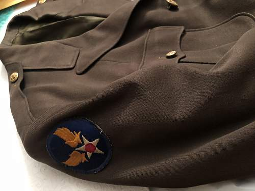 US Army Air Officer's Jacket