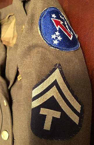 US 6th Army Jacket