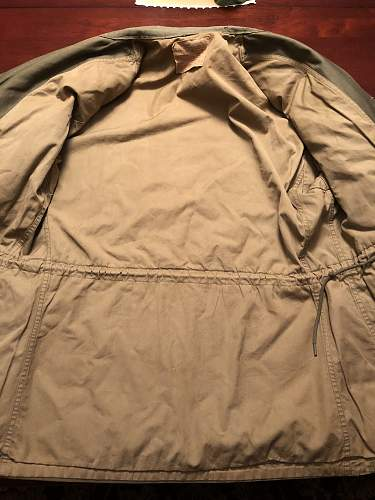 US M43 Field Jacket