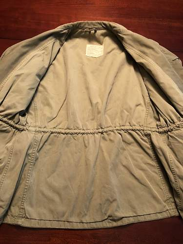 Another M43 Field Jacket