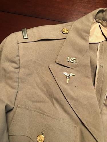WW2 Surgeon's Air Corp Tunic