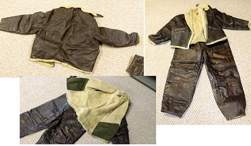 WW2 Irvin Flying Jacket (original)?