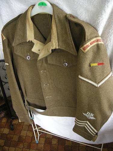 My Uncle Georges B/D Jacket