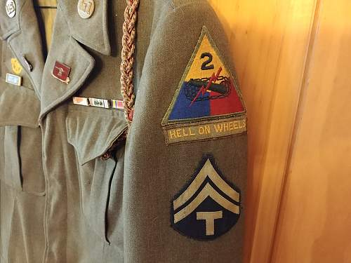 17th armored Engineer Battalion Hell on Wheels