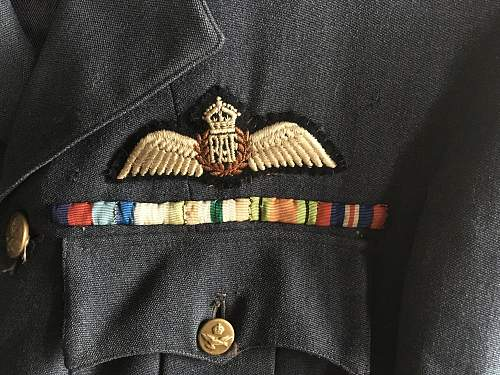 RAF battle dress