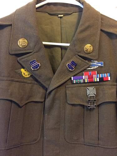 US Army Ike Jacket - WW2