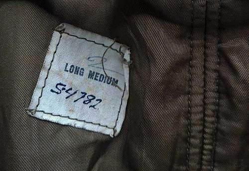 M1951 Wool Field Trousers