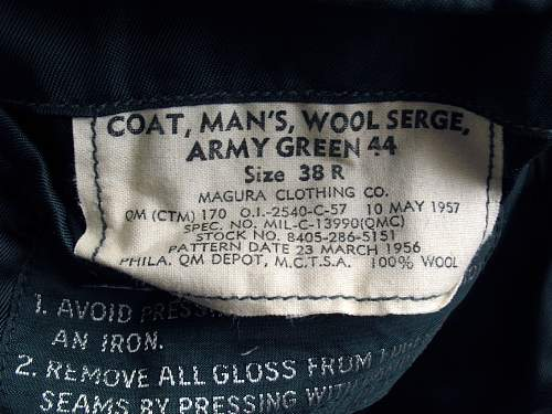US uniform