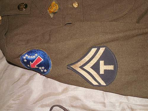 Engineer Special Brigade patch question