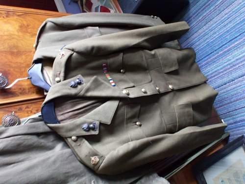 R.E. Austerity Service Dress