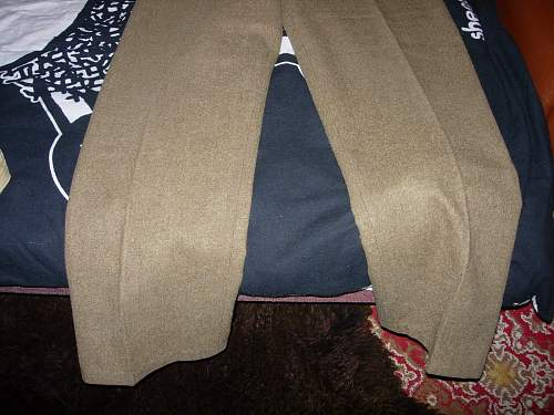 Battledress trousers - good?