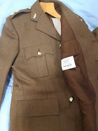 Is this a original british uniform