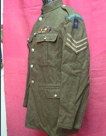 Scots Guards Service Dress