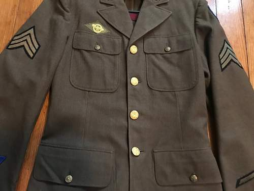 WW2 Uniform