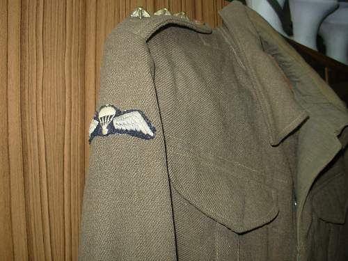 Greek Sacred Squadron Captain uniform