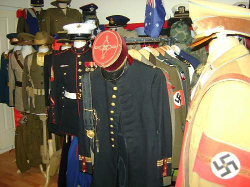 French model 1931 tunic